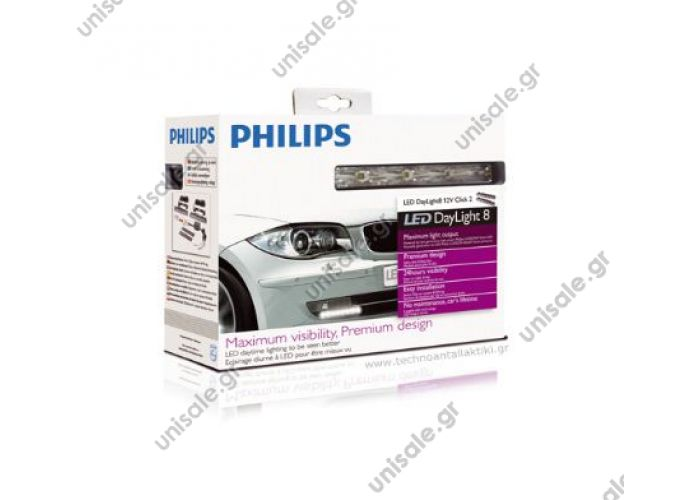 Philips LED DayLight 8 - 6.000°K