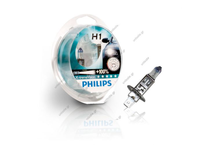 Philips X-treme Vision H1 +100% Philips - X-Treme Vision H1