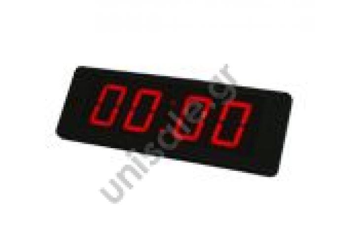 SANEL ΨΗΦΙΑΚΟ ΡΟΛΟΙ ΜΕ ΘΕΡΜ. ΠΕΡΙΒ. SDS312 Bus Digital Clocks