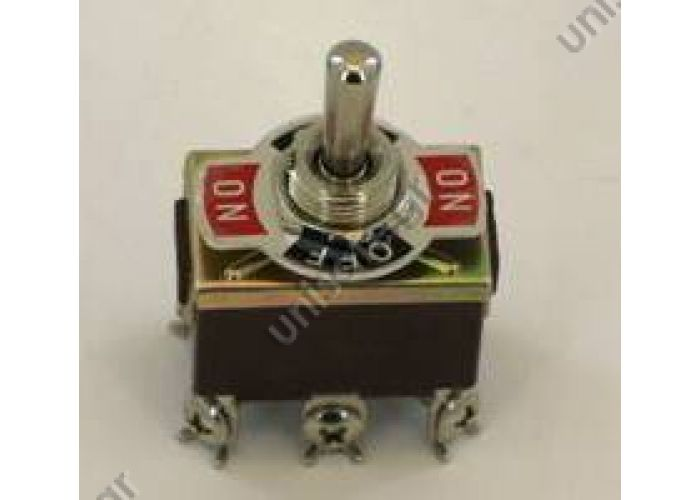 ΔΙΑΚΟΠΤΗΣ 6P T23B  On/Off/On Toggle Switch -