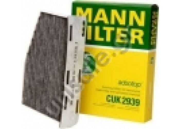 CUK 2939 MANN-FILTER Φίλτρο, αέρας εσωτερικού χώρου (ΚΩΔΙΚΟΙ OEM: 1k1819653b) adsotop φίλτρο ενεργού άνθρακα  CUK2939 Φίλτρο Καμπίνας ¶νθρακος A/C Mann 1K1819653B