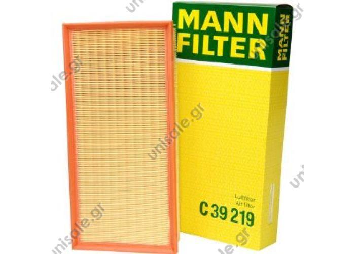 Φίλτρο Αέρος Mann C39219
