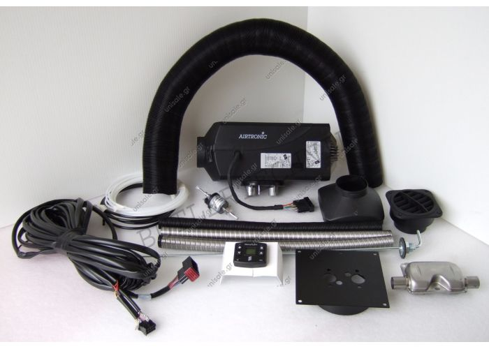 EBERSPACHER AIRTRONIC D4 24V-12V HEATING KIT