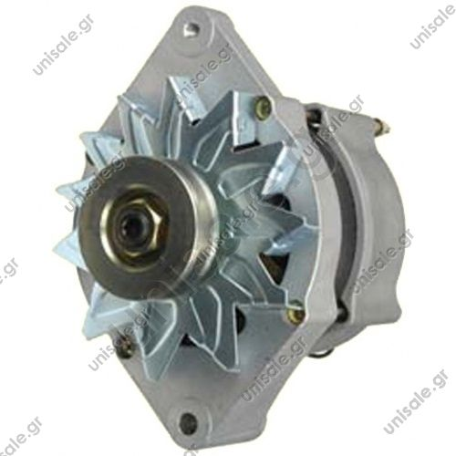 ΑΛΤΕΝΕΙΤΟΡ  BOSCH 12V  120A 0120484028, 0-120-484-028  THERMO KING  30-50340-00 Alternator Thermo King URD Yanmar 353, RD-II, TCI-Z Alternator - Bosch style 12v 120a IR/EF (#10587) 100% New Aftermarket  F005A00020, F-005-A00-020, 10412571