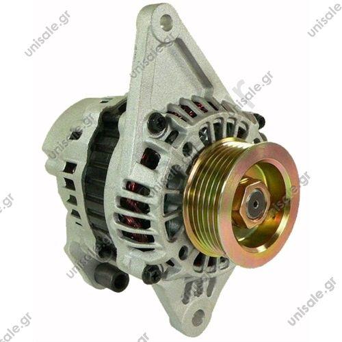 A7TA2991 Mitsubishi Alternator Cummins Mercruiser Inboard & Stern Drives   ISUZU 897247-7180 (8972477180), Alternator