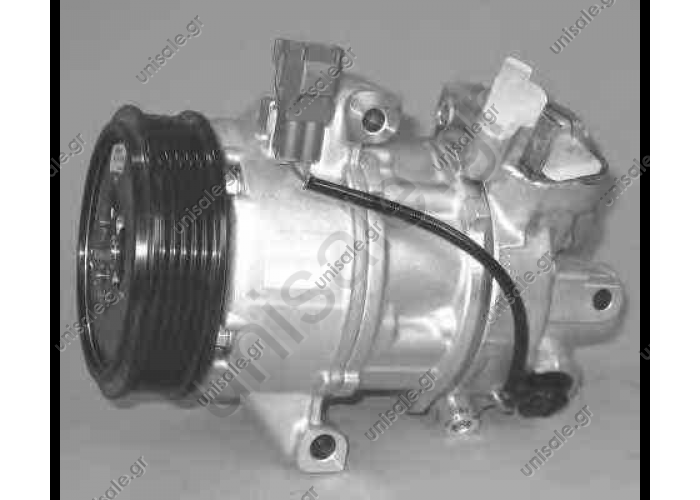 NRF 32573, Compressor, air conditioning 7813A058   MITSUBISHI COLT CZC Convertible	2006-... COLT VI	2004-... COLT VII	2008-... SMART FORFOUR	2004-...