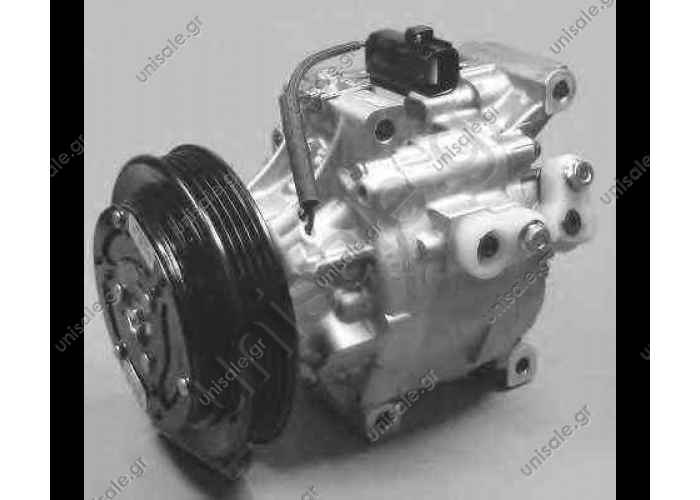 NRF 32617, Compressor, air conditioning TOYOTA YARIS 1999 TOYOTA YARIS VERSO	1999-...