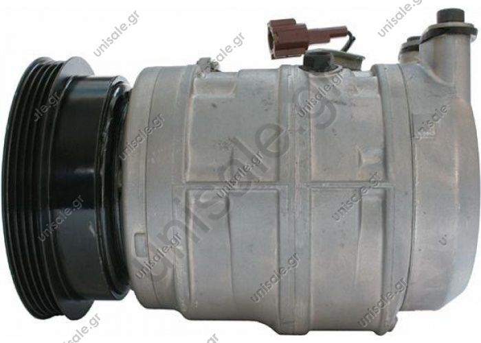 57455 NISSAN MODEL - MAXIMA (3.0) Compressor - ZEXEL MODEL - DKS