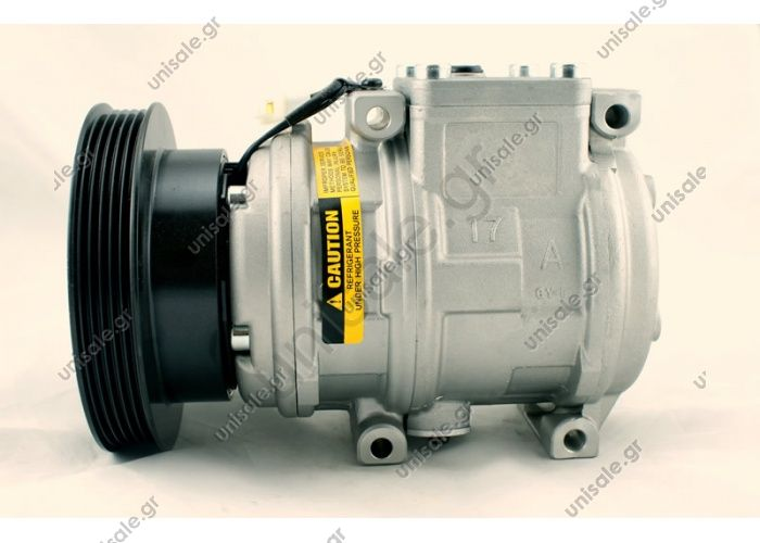 88320-06030  DENSO ΚΟΜΠΡΕΣΕΡ A/C    TOYOTA - CELICA / CAM 88320-06030     COMPRESSOR NEW MAKE - MODEL TOYOTA - CELICA / CAM 88320-06030    DENSO MODEL - 10PA17C     147100-3775 ; 147100-4480 ; 147200-1011 ; 147200-1530