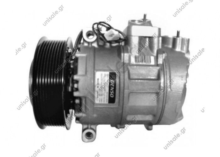 0002342311   DCP17036  ΣΥΜΠΙΕΣΤΗΣ MERCEDES ACTROSS PV9   COMPRESSOR MERC ACTROS 2548 Κωδικός Προϊόντος : DCP17036 COMPRESSOR MERCEDES ACTROS 2548     68195 (67195) COMPRESSOR NEW MERCEDES TRUCK ACTROS