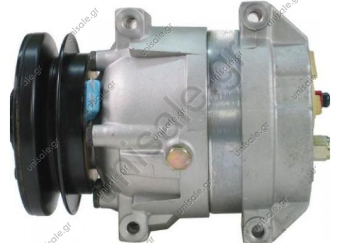 68208 CHEVROLET / DAEWO MODEL - ESPERO 1.5,1.8 95-97 Compressor  HARRISON V5 NUMBER PK - 1 MW. - 138mm COMPRESSOR No Original	96191807/96191808 Power supply	12 V Manufacturer	Harrison Pulley diameter [mm]	138 Number CP	1