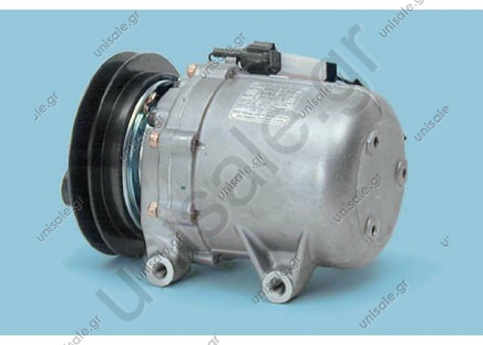68447 (67447) MODEL NISSAN - PRIMERA (2.0 TD) Compressor - CALSONIC MODEL - CR14 DIAMETER WHEEL - 136mm NUMBER PK - 1 COMPRESSOR NEW No Original	92600-2J615/92600-2J603 Power supply	12 V Manufacturer Calsonic Pulley diameter [mm]	136 Number CP	1