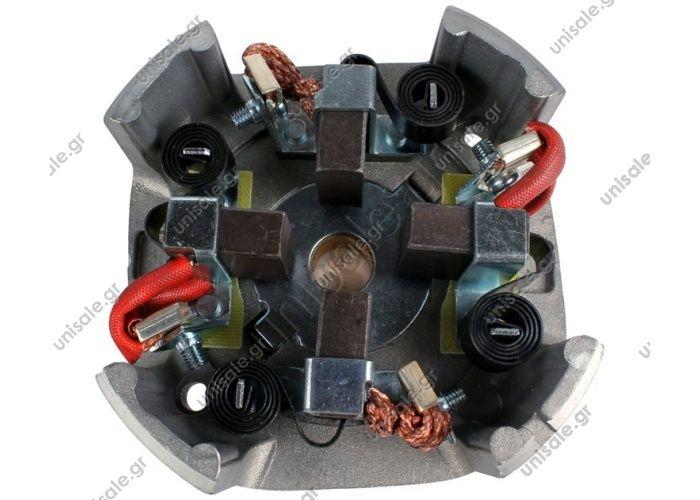 1011743 Brush Gear - 1011743 Starter Brush [134681]    Volt:24 Volt OEMReference (See Breakdown List) FIAT72362701 HC-CARGO134681 MAGNETI MARELLI72366601