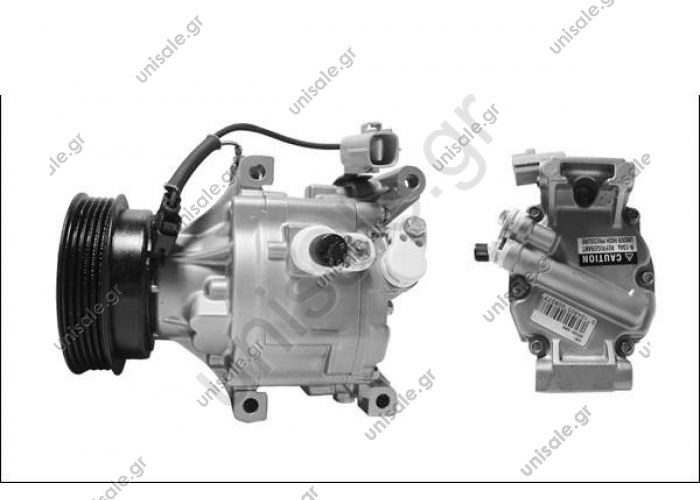 78611 (77611) COMPRESSOR NEW Description