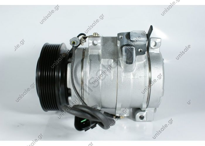 98338 (97338) MITSUBISHI - PAJERO III 3.2 DI-D Compressor - DENSO 10S17C NUMBER PK. - 7 DIAMETER WHEELS - 119MM COMPRESSOR NEW MITSUBISHI Description MAKE - MODEL MITSUBISHI - PAJERO III 3.2 DI-D Compressor - DENSO 10S17C