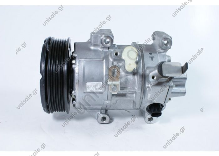 98740 COMPRESSOR NEW OEM MAKE-MODEL TOYOTA AVENSIS 1.8-04.03-Com