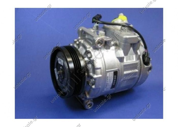 98901 (97901) COMPRESSOR NEW  Aircondition compressor Product number: 64509174802 Fits on models: E61  525D year -08/06  525I M54 194HP  530D M57N year -08/06  530D M57N2 year -03/07  530XD year -03/07  535D year -03/07