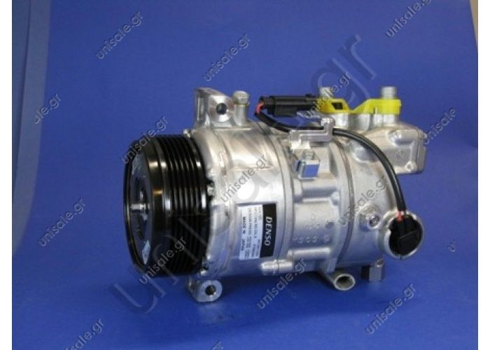 98939 (97939) COMPRESSOR NEW DCP05026 Aircondition compressor Product number: 64526987766   Fits on models: E90  318D M47N2  320D M47N2