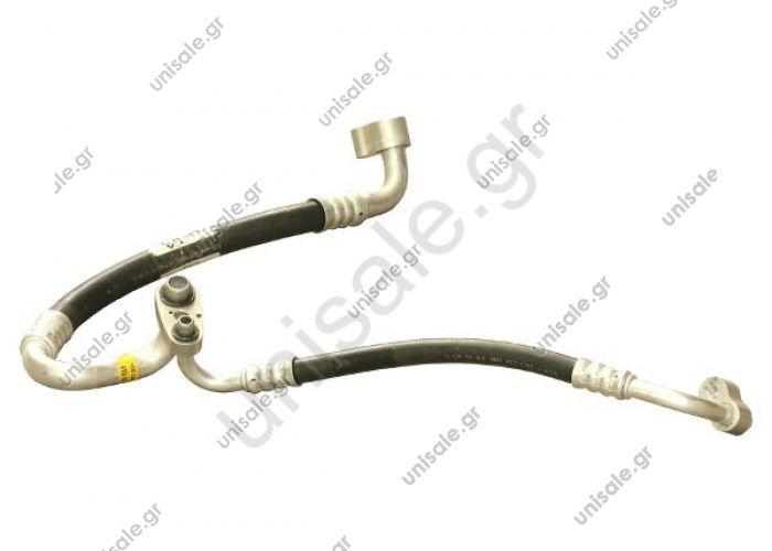 9130618 , 6850536 Σωλήνα Set για Opel ASTRA G, Z engine