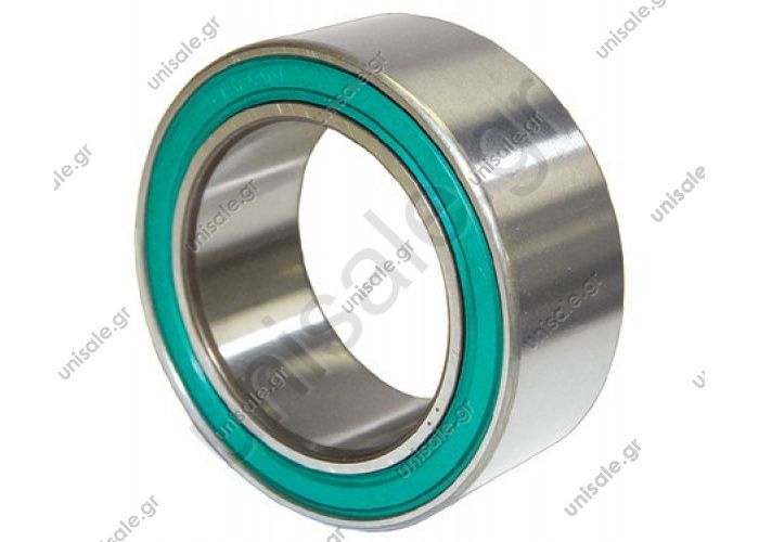 30X52X20  ΡΟΥΛΕΜΑΝ  ΣΥΜΠΙΕΣΤΗ  Compressor compressor spare parts bearing    BEARING 30X52X20 PRODUCER-ALTERNATIVE DIMENSIONS-30X52 30X52X20 NSK BEARING