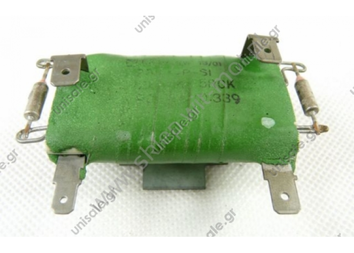 BEHR HELLA 9ML 351 029-381 (9ML351029381) Αντίσταση Καλοριφέρ   Resistor, interior blower  DT 5.62050 (562050) Resistor, interior blower  Mercedes-Benz Atego/Econic	Atego 1/2 958.860, 972.899 Mercedes-Benz Actros/Antos/Arocs/Axor