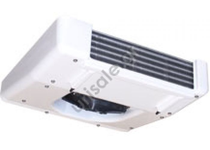 FROSTY 2000 ΜΟΝΑΔΑ ΚΑΤΑΨΥΞΗΣ ΟΡΟΦΗΣ Cod.20201609  Electric Absorption: 10 A Voltage: 12 V Coolant: R134a Evaporator air flow: 800 m3/h Weight of evaporating unit: 10 Kg Evaporating unit dimensions: 626 x 475 x 161 mm