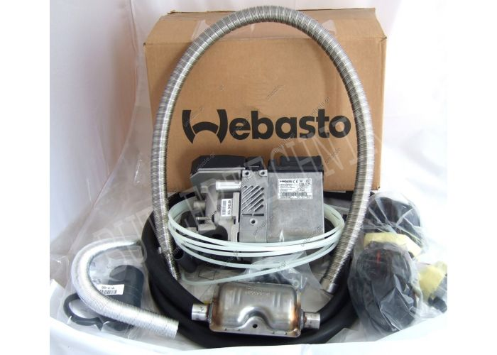 670.14A Webasto Thermo 50 24v Diesel Heater kit 67014A
