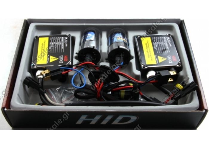 HID Xenon H1 6000K German Technology