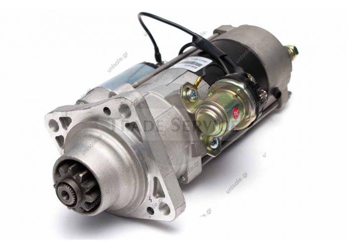 016471 Andre Niermann starter motor  24V 5.5 kW z11 (Remanufactured) Anlasser Renault LKW Volvo Mitsubishi M9T61471 M9T64971 usw. 24 Volt 5,5 KW Original Mitsubishi