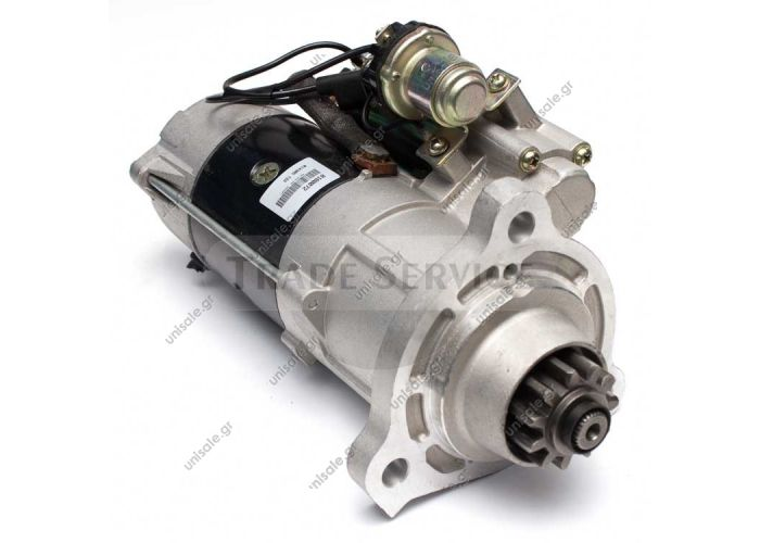 0180072 ΜΙΖΑ  ANDRE NIERMANN24 V POWER7.0 kW PINION TEETH11  0180072 RENAULT5010306631 MITSUBISHIM9T80071, M9T80072   Anlasser Renault Magnum Mitsubishi Valeo M9T80071 M9T80271 D13HP613 - Original Mitsubishi