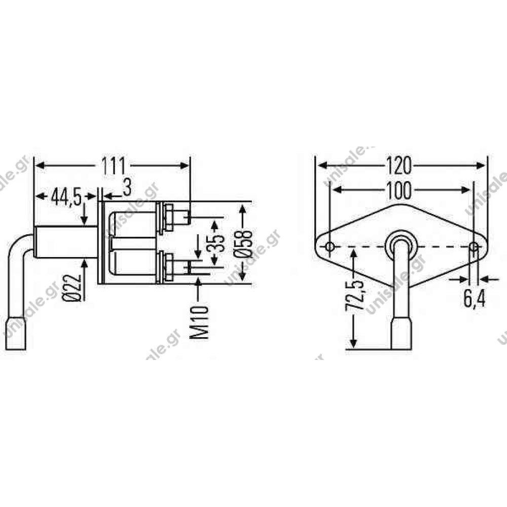 3987034 volvo 3987034 main switch  battery dt 2 26150 main switc vehicle brand model  engine