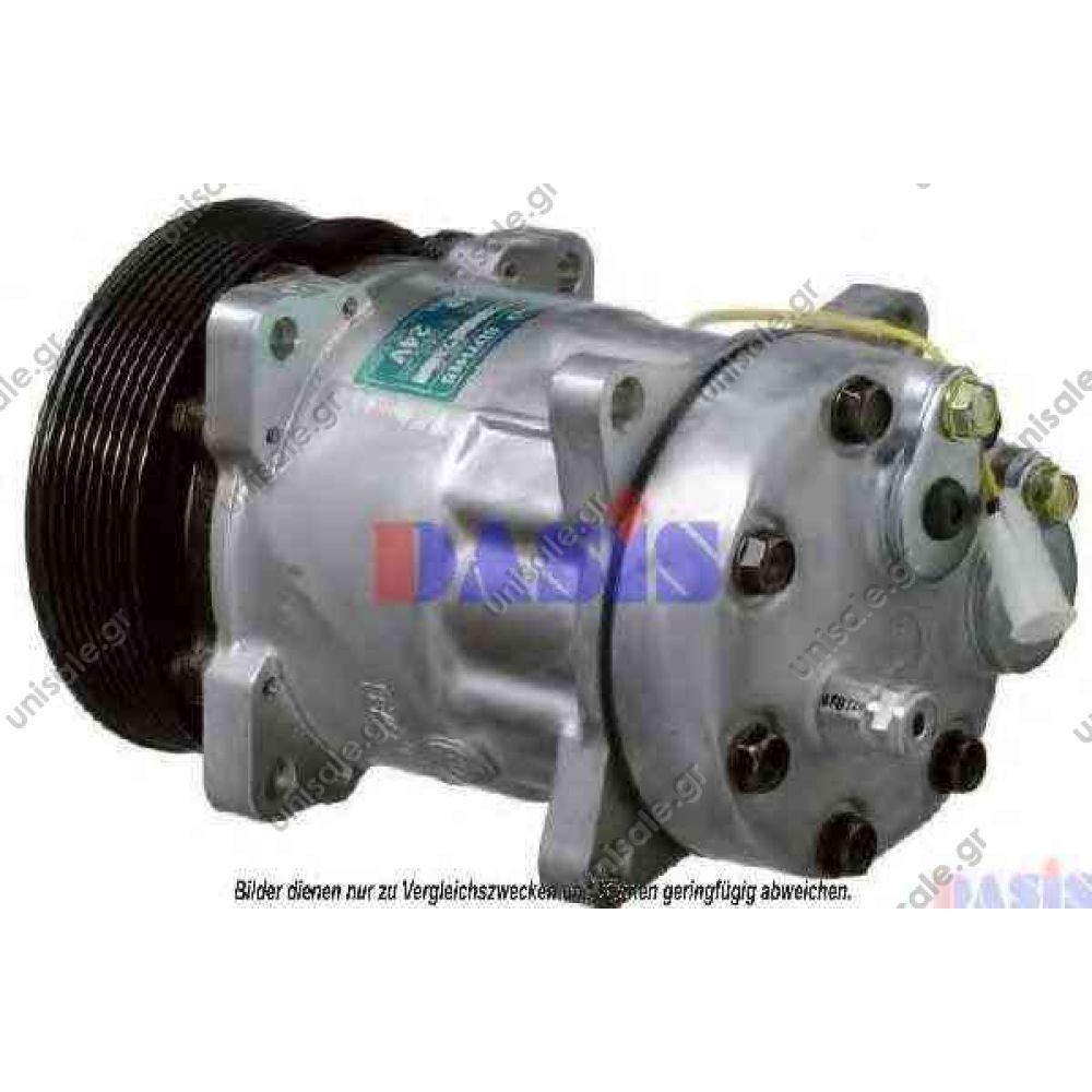 3962650 / 8003 / 8113624 Compressor, air conditioning VOLVO