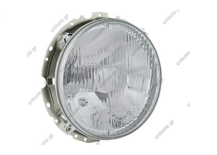 RE.06626 WESEM ΦΑΝΟΣ ΕΜΠΡΟΣΘΙΟΣ GOLF 1 MAN Headlamp designed for VW Golf I - Ø178