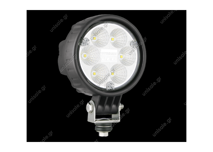 CRC7D.50400 WESEM  ΦΑΝΟΣ ΕΡΓΑΣΙΑΣ LEDs 12-24 - 1500lm - 2500lm
