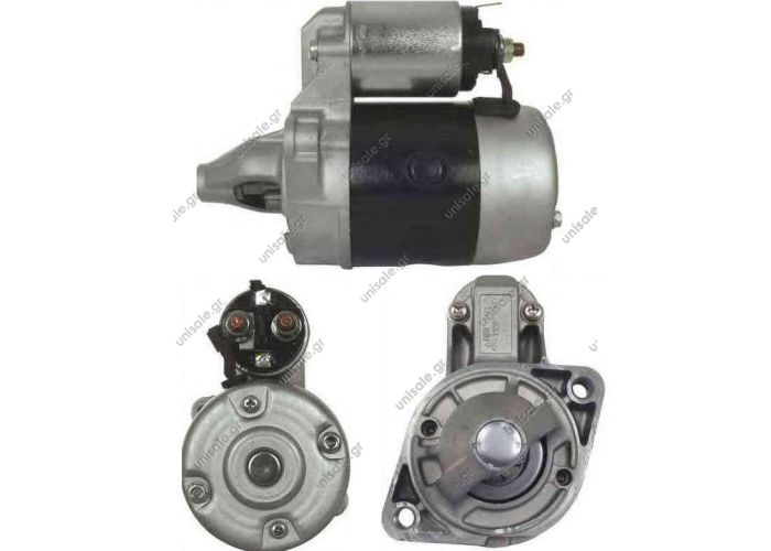 CST35115GS . HYUNDAI ACCENT I	12 v 0.9 Kw CW 8 Teeth    1994-2000 New Starter Kia Rio Hyundai Accent 1.5L 1.6L 01-09 17826 TM000A27601 Hyundai 36100-22850 Lester 17826