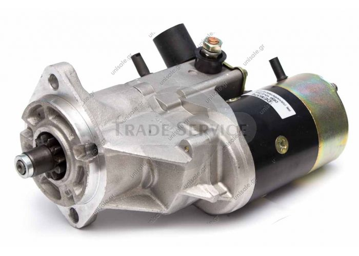 DEM374 ADI  ΜΙΖΑ KOMATSU  ΚΛΑΡΚ starter motor 12V 2.5 kW z11 (New) KOMATSU FD20 Fork Lift 4D95S 1990- CARGO113206 DENSO1280009970, 1280009971, 1280009972 KOMATSU6008131420 LUCASLRS01449