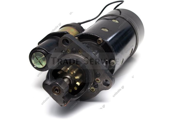 501511 WAI starter motor 24V 6.7 kW z11 (New)  DELCO REMY CAT DELCO REMY   10461179, 1108873, 1108881, 1109702, 1109704, 1109705, 1109708, 1109723, 1109745, 1109762, 1109765, 1109898, 1113710, 1113715, 1113726, 1113738, 1113782, 1113792,