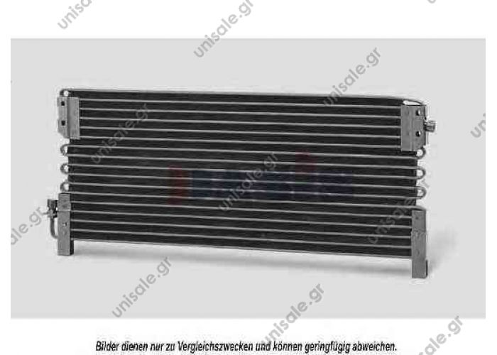 8 144 690 (8144690)  ΚΟΝΤΕΝΣΕΡ     8 144 690 (8144690),  VOLVO Condenser, air conditioning  VOLVO F12 380PK & Fh16 0811.2004