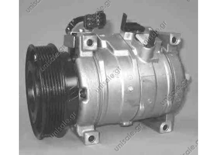 NRF 32536, Compressor, air conditioning  Chrysler   Pt Cruiser 1.6 - 2.0 - 2.4 / 2.2 CRD