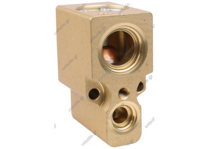 8UW351239244  BEHR-HELLA ΒΑΛΒΙΔΑ ΕΚΤΟΝΩΣΗΣ A/C VAG   ΒΑΛΒΙΔΕΣ 431.30986(43130986) Expansion valve Blok   VOLKSWAGEN : 6N0820679C      1H0820679A 1N0820679A  6N0820679A   AUDI : 6N0820679A SEAT : 6N0820679A VOLKSWAGEN : 6N0820679A