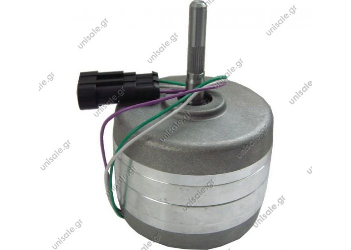 3050071 Hispacold Condenser Motor 24v  20220160   Condenser motor fanBusesHispacold   Motoventilateur Hispacold OE: 3050071 - 5300069 - 593100  3050071 - replaces 5300069 (no longer available)