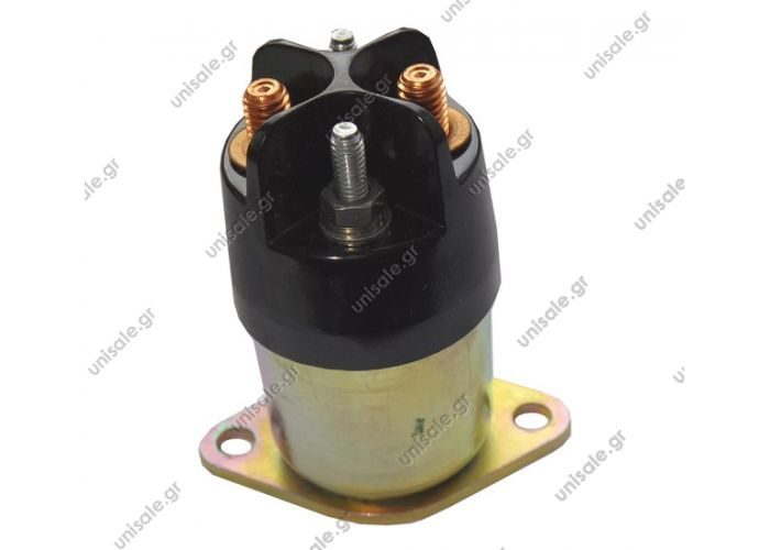 1337210815 – BOSCH, Μπουτόν Μίζας ενισχυτικό Bosch 24V   Starter relay replaces Bosch: 1 337 210 815  Art. No. 3.34019   Relay for starter Manufacturer Bosch  Ref : 0333006025 , 51259020077