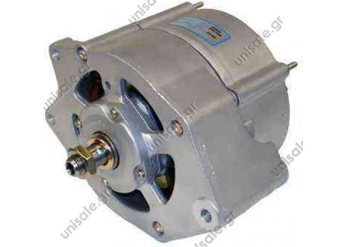 100-303 ΑΛΤENEIΤΟΡ BOSCH  24V 55Α DAF\MAN (2+1ΑΥΤΙΑ)   Voltage / Power:	24V 55 Amp Pulley / Drive:	Pulley Various Product Type:	Alternator Product Application:	Layland Daf Trucks Replacing 0120469891 Lucas LRB102 LRA978 Hella CA240 Daf Diesel Engines