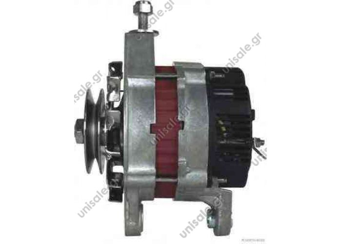 ΑΛΤΕΝΕΙΤΟΡ  LADA SAMARA 0986032781 BOSCH 0 986 032 781 (0986032781), Alternator 14V 60A (IA0294) (New)  11.201.294 AAK4128 Letrika (Iskra) alternator    Lada 1200 1600 1300 1500 Nova