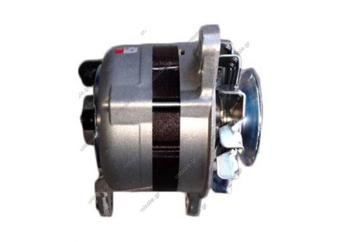 TOYOTA 2FD 0986034341 TOYOTA 2702096601, Alternator NEW 24V ALTERNATOR 1978-1986 TOYOTA LIFT TRUCK 70-3FD30 72-3FD30 B DIESEL 3000968 2702010940 27020-78601-71   DENSO 0210004510   HC-PARTS JA651 HC-PARTS JA791 HELLA 8EL726366001