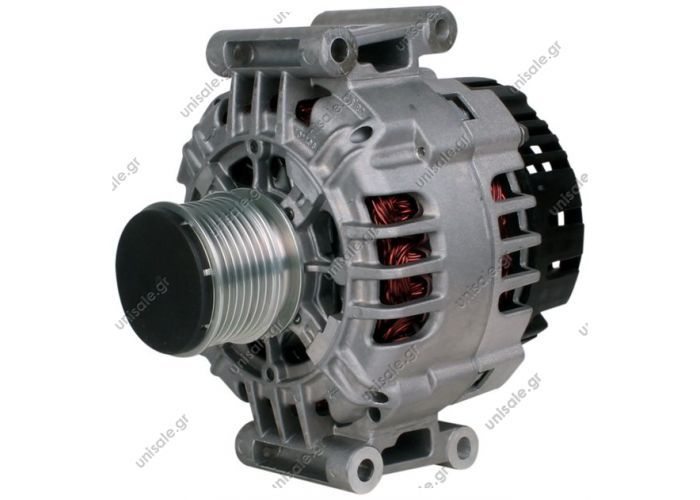 0124515198 ΑΛΤΕΝΕΙΤΟΡ BOSCH  MERCEDES 0121544602, Alternator  MERCEDES C-CLASS Coupe	2001-... C-CLASS T-Model	2001-... C-CLASS	2000-... SPRINTER 2-t Box	1995-2006 SPRINTER 2-t Bus	1995-2006 SPRINTER 2-t Flatbed / Chassis	1995-2006