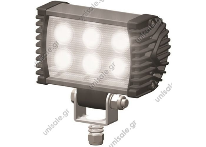 SWL115-1000 (Work light)  Input Voltage	:10-30 VDC Current	:14V = 800 ± 50mA  	:27V = 450 ± 25mA Power Consumption	:11 WATT Operating Temperature	:-40 ºC to +65 ºC Light Output	:1000 Lumen