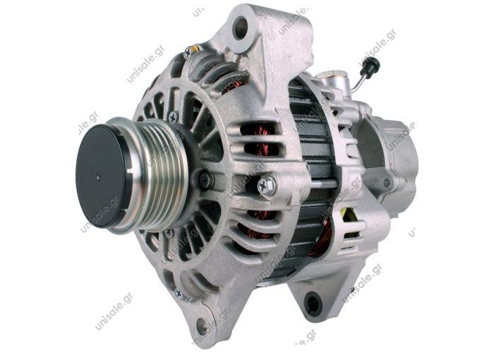 HYUNDAI 450198  ΑΛΤΕΝΕΙΤΟΡ  12V 110A  37300-4X503  HYUNDAI - TERRACAN (HP) (2001-2006) 2.9 CRDi (2001-2003) 2.9 CRDi 4WD (2001-2006) 2.9 CRDi 4WD (2003-2006) KIA - CARNIVAL II (GQ) (1999-) 2.9 CRDi (2001-)