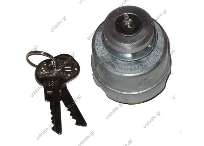 Bosch Ignition/Starting Switch 0342315002    ΔΙΑΚΟΠΤΕΣΜΙΖΑΣ-ΠΡΟΘΕΡΜΑΝΣΗΣ     BOSCH 0 342 315 002   BOSCH Start-Schlüsselschalter 0342315002 0342316002 Ignition starter switch Bosch