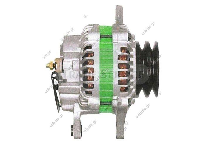 20130169 Prestolite alternator 12V 75A (New)  MITSUBISHIPAJERO II (V2_W; V4_W)-2.8 TD (V46W)2.835 L / 92 kW1994.06-2000.04